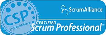 Certified Scrum Professional® Logo