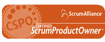 Certified Scrum Product Owner (CSPO) logo